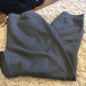 Nautica Gray Sweatpants